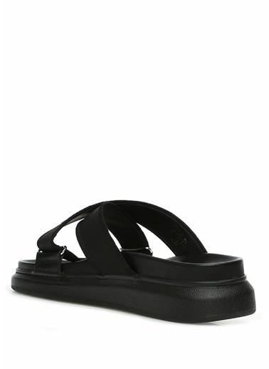 Alexander McQueen Sandalet Siyah
